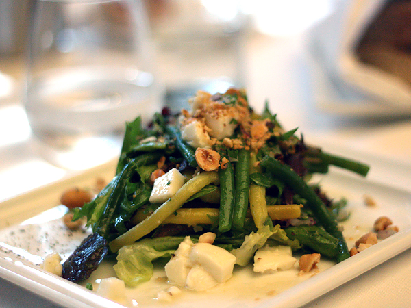Marche Moderne, Costa Mesa - Green Bean Salad