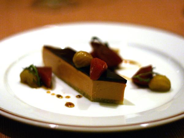 Bouchon - fois gras terrine with gelee