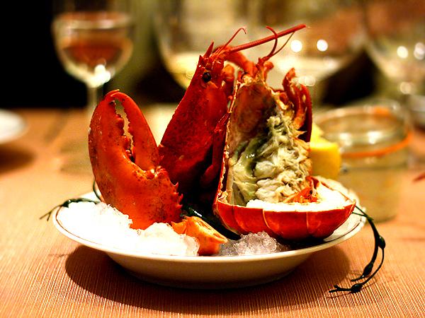 Bouchon - lobster
