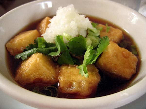 gr/eats, sawtelle - tofu