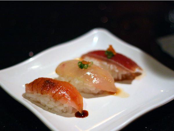 Sushi Park - nigiri sushi