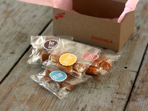 Le Bon Garcon Caramels - flavor packs