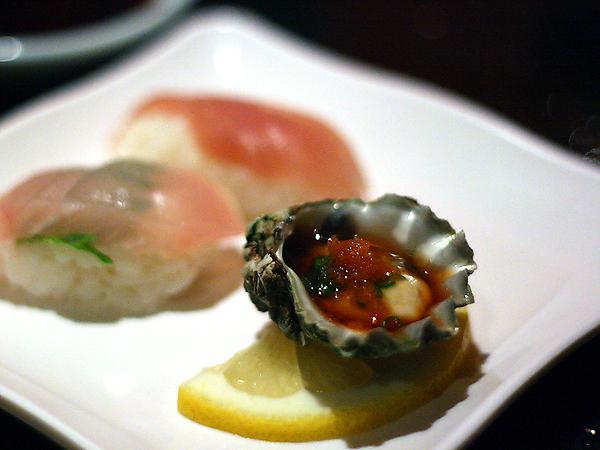 Sushi Park - Kumamoto Oyster