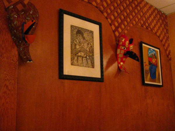 Tlapazola - wall art