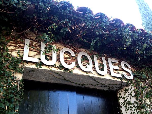 Lucques Restaurant