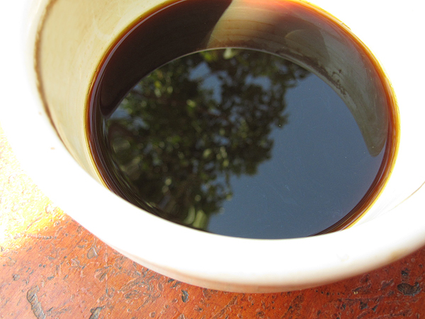 Kings Road Cafe - Coffee, reflection