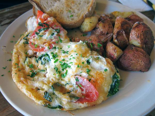 Kings Road Cafe Egg White Omelet