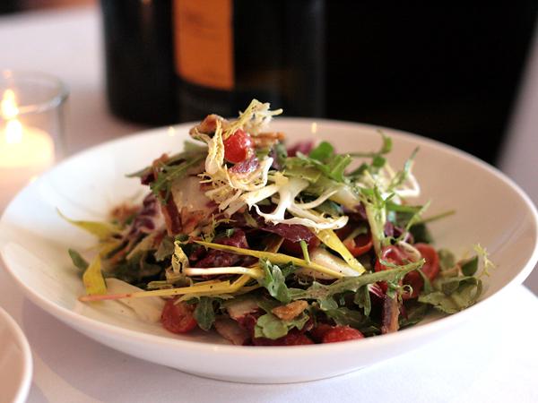 Gusto - arugula salad