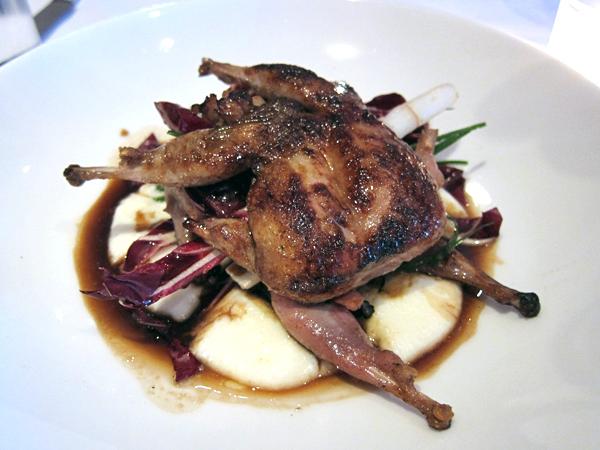 Gusto - quail