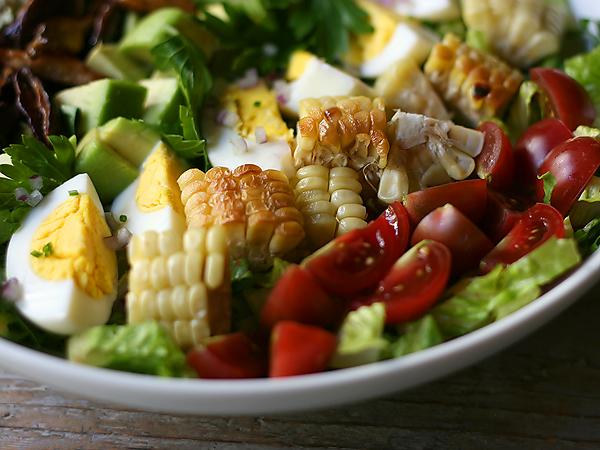 Corn on the Cobb Salad
