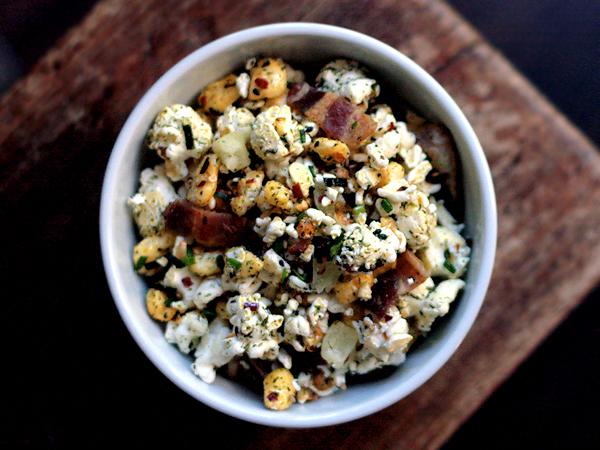 furikake kettle corn popcorn