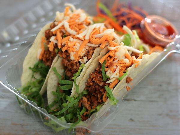Vegan Glory - Crispy Tacos