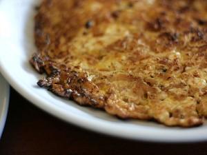 Ruen Pair Thai restaurant - fried egg salty turnip