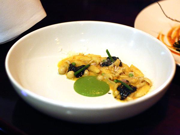 Allumette restaurant - UNI cavatelli pasta