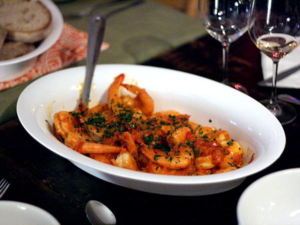 feast seven fishes, shrimp