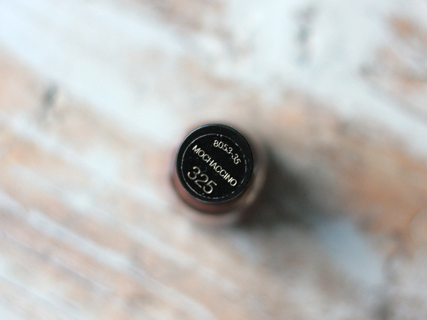 revlon mochaccino nail polish