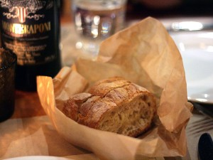 spacca restaurant - bread