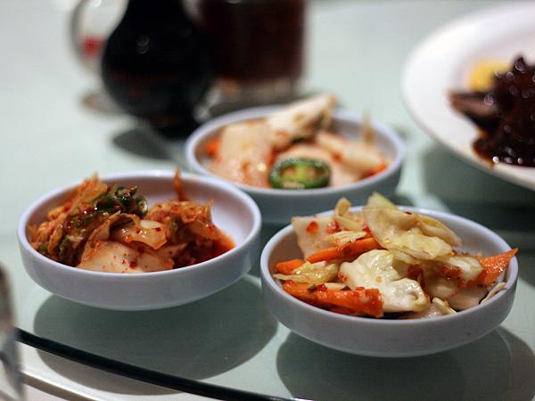 Wang Tcheng, Anaheim - kimchi