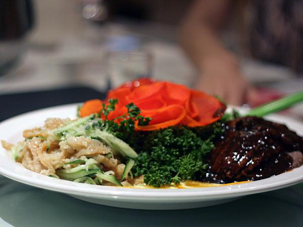 Wang Tcheng, Anaheim - salad