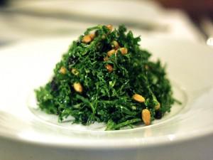 crossroads vegan by tal ronnen - kale salad