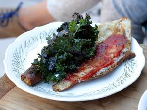 sqirl, silver lake, los angeles, kale tomato sandwich