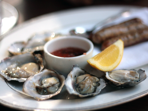 tasting kitchen - oysters
