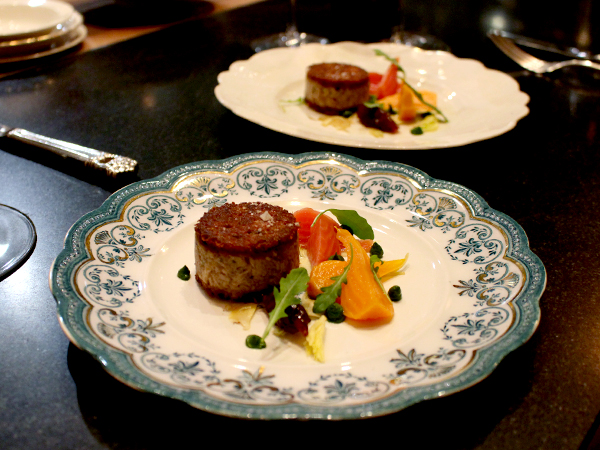 Maude restaurant by Curtis Stone, pork rillette