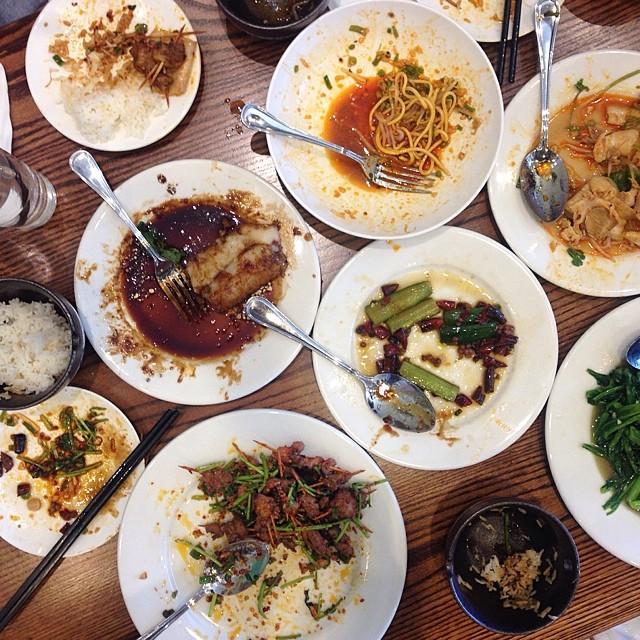 szechuan impression, tabletop
