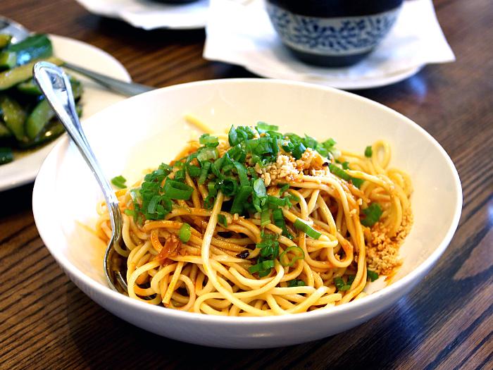 Szechuan Impression, Alhambra - spicy cold noodle