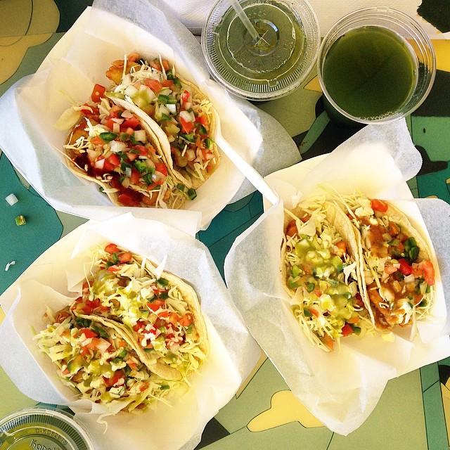 Ricky's Fish Tacos, Silver Lake/LA