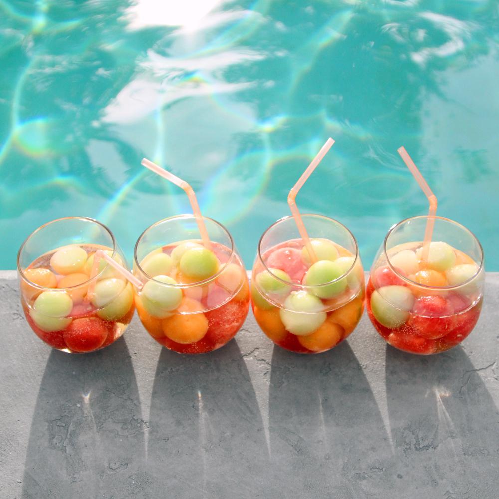Sparkling Watermelon Sangria Recipes — Dishmaps