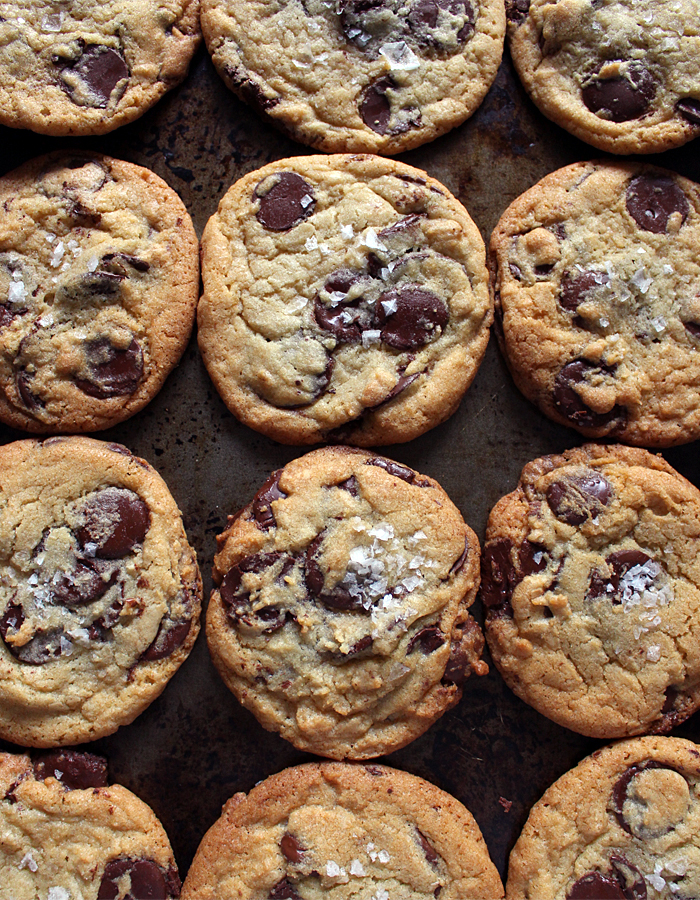 Jacques Torres Three Day NY Times Chocolate Chip Cookies