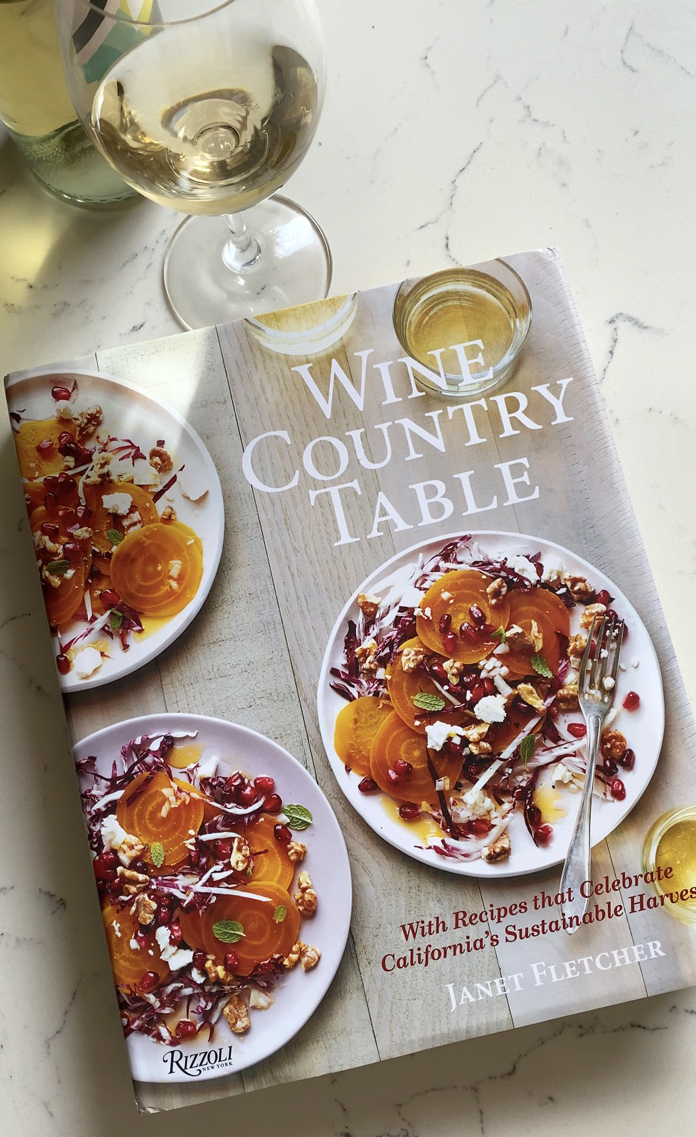 wine country table cookbook janet fletcher